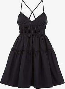 Three Graces London Mia Dress in Black