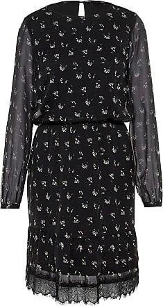 Vero Moda VMVIOLA Womens Black Dress - Black - S