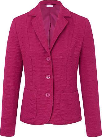 Peter Hahn Jersey blazer mayfair by Peter Hahn bright pink