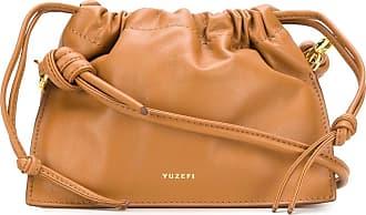 Yuzefi Mini Bom Handtasche - Braun