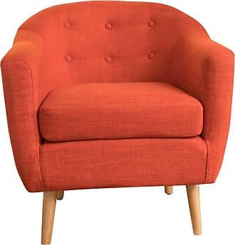 BEST SELLING HOME Naveen Tufted Metropolitan Club Chair - 299085