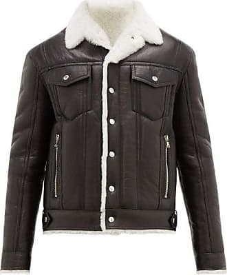 389478043 Balmain® Leather Jackets − Sale: up to −51% | Stylight