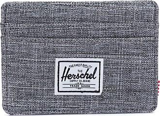 Herschel CARTEIRA MASCULINA CHARLIE - CINZA