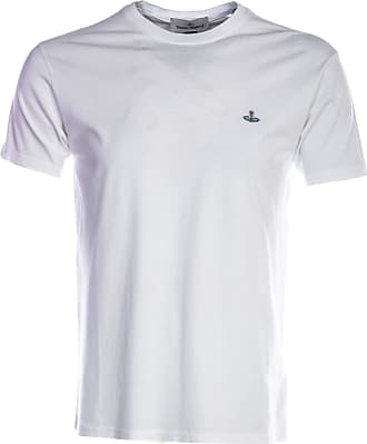 Vivienne Westwood Basic Orb T Shirt in White