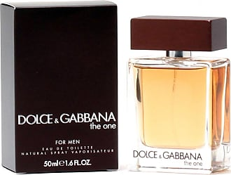 Dolce & Gabbana The One Mens Eau de Toilette, 1.6 fl. oz
