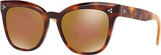 Oliver Peoples MARIANELA OV 5372SU DARK MAHOGANY/AUBURN GOLD 54/20/145 women Sunglasses