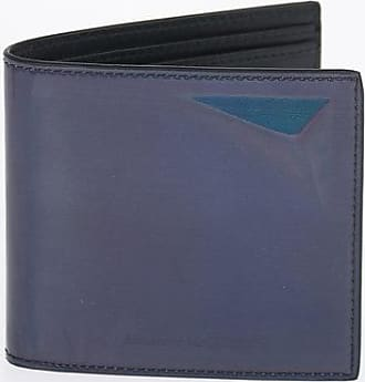 Alexander McQueen Patent Leather Wallet size Unica