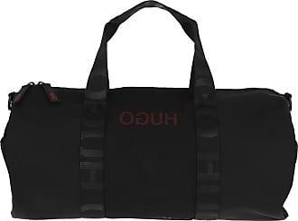 HUGO BOSS Mens Bags - Men Record Holdall Bag Black - black - Mens Bags for ladies
