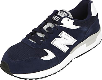 New Balance ML570BNE - Sneaker - navy|weiß