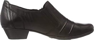 Remonte Womens D7310 Closed Toe Heels, Black, 6.5 UK (40 EU)