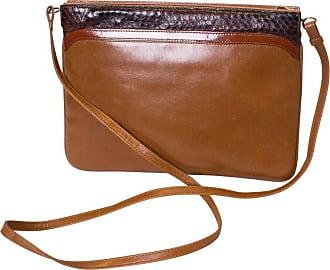a61ae717988d Salvatore Ferragamo Vintage Ferragamo Leather And Snakeskin Bag