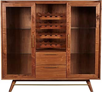 Unique Furniture Denali Highboard Wine/Bar Cabinet - DNLI-3578