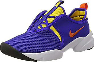 new product d224d 5e08d Nike Wmns Loden, Entrenadores para Mujer, Azul (Concord College  Orange Varsity