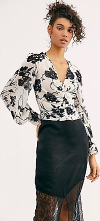 Free People If You Had My Love Printed Blouse by Free People