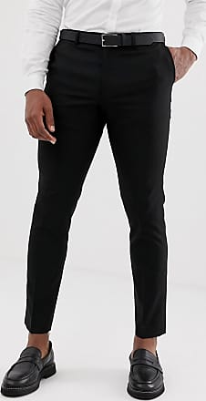 Burton Menswear skinny suit trousers in black