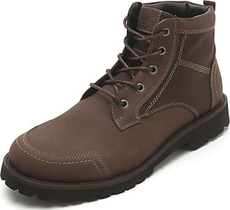 Timberland Bota Timberland Larchmont Boot Ls Da Marrom