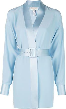 Fleur du Mal mini blazer dress - Blue