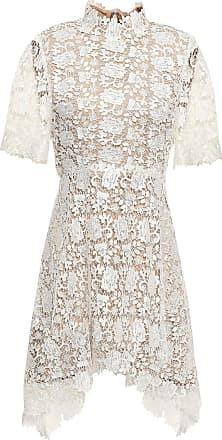 Elegante weiße kleider mit spitze