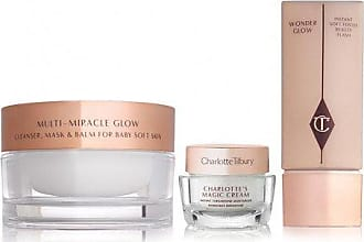Charlotte Tilbury Gorgeous Glowing Youth - Cleanser, Cream & Primer