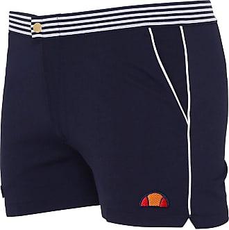 Ellesse Heritage Mens Renzo 80s Slim Fit Shorts Navy M