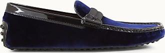 Tod's Gommino Driving Shoes in Velvet