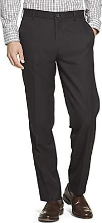 Arrow Mens Taupe Flat Front Suit Separate Pant