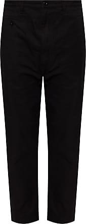 Junya Watanabe Junya Watanabe Comme Des Garcons Drop-crotch Trousers Mens Black