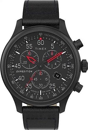 Acotis Limited Timex Watches Gents Quartz Analog Black Watch TW2T73000