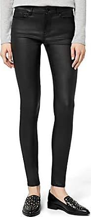 VERO MODA Pantaloni da donna Vmseven Nw S.slim Smooth Coated Pants