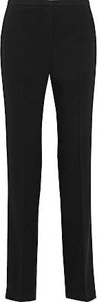 Elie Tahari Elie Tahari Woman Theora Crepe Straight-leg Pants Black Size 0