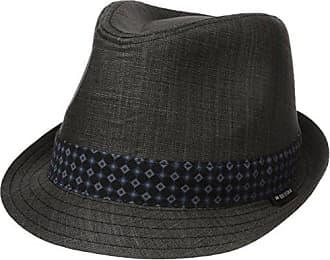d445ab48f64 Men s Black Fedora Hats  Browse 17 Brands