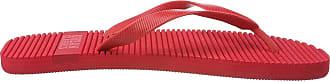 Urban Classics Unisex Adults Basic Slipper Flip Flops, RED, 10.5 UK