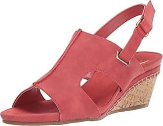 Aerosoles Womens Shortcake Sandal, Coral, 8 M US