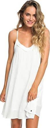 c15d153f25d Roxy Off We Go - Robe à bretelles pour Femme - Blanc - Roxy