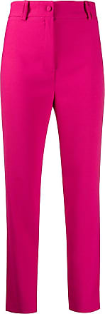 Hebe Studio Calça cintura alta - Rosa