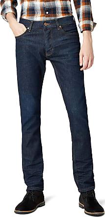 Wrangler Mens Spencer Jeans, Blue (Rinse Resin 96X), W34/L34