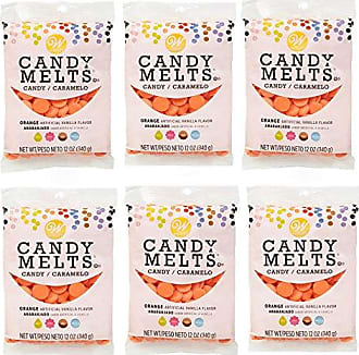 Wilton 12 oz. Orange Candy Melts Candy, 6-Count