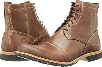 Timberland Earthkeeperstm 6 Zip Boot (Light Brown) Mens Zip Boots