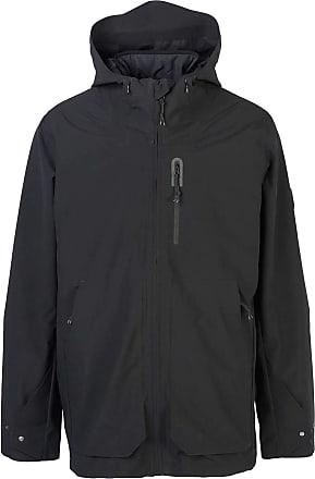 Rip Curl Rip Curl Ultimate Anti-Series Parka Jacket in Black (Large)