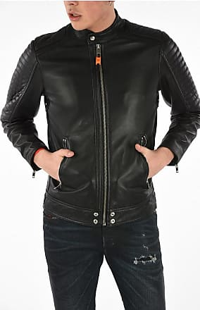 Diesel Leather L-SHIRO Jacket size Xs