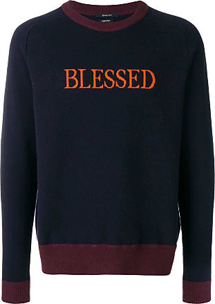 Qasimi Blessed knit sweater - Blue