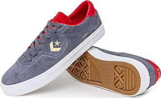 31c5bfbcc963 Converse Louie Lopez Pro OX Shoes - Sharkskin Casino White
