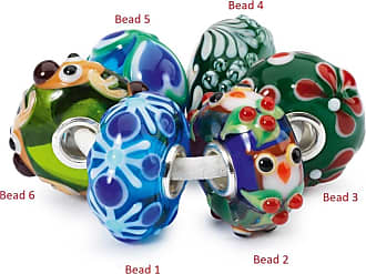 Acotis Limited Trollbeads Winter Forest Single Bead TGLBE-00146-5