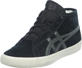 Onitsuka Tiger Fader Fur Sneaker Black / Dark Grey