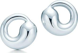 Tiffany & Co. Elsa Peretti Eternal Circle earrings in sterling silver