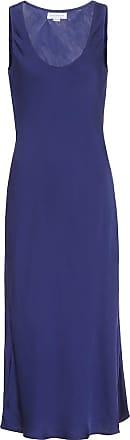 Velvet Ursula satin slip dress