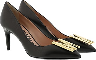 Moschino Pumps - Pumps Leather Black - black - Pumps for ladies