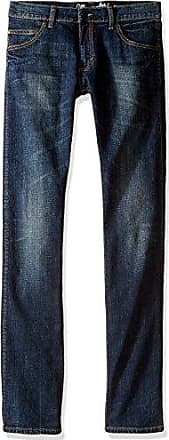 Wrangler Mens Tall Size Retro Slim Fit Straight Leg Jean, Bozeman, 36x38