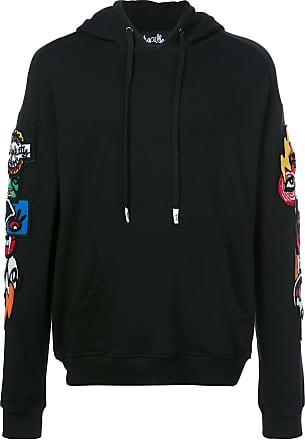 Haculla Hacmania patch sweatshirt - Preto
