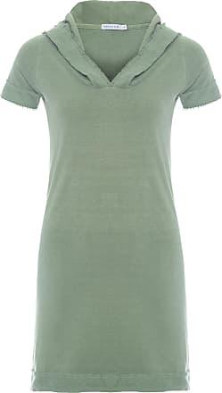 Market 33 Vestido Curto Com Capuz Market 33 - Verde